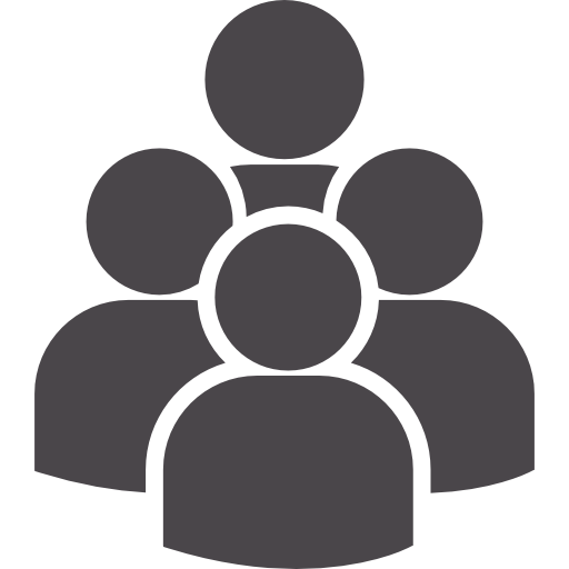 group-of-users-silhouette